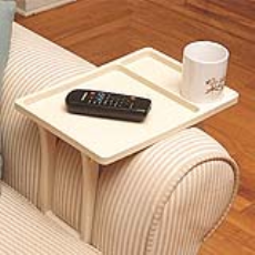 میز سیار سالمند مخصوص مبل  - Mobile table