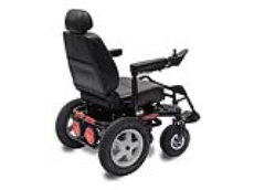 ویلچر برقی فاتح EXTERA فراتک  - Electric Wheelchair extera fateh